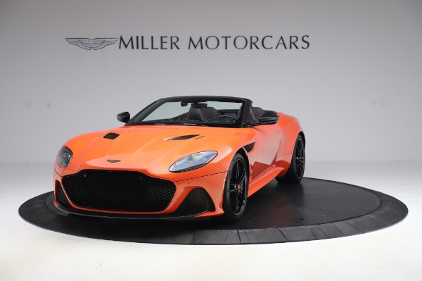 Used 2020 Aston Martin DBS Superleggera Volante for sale $339,800 at Maserati of Westport in Westport CT 06880 12