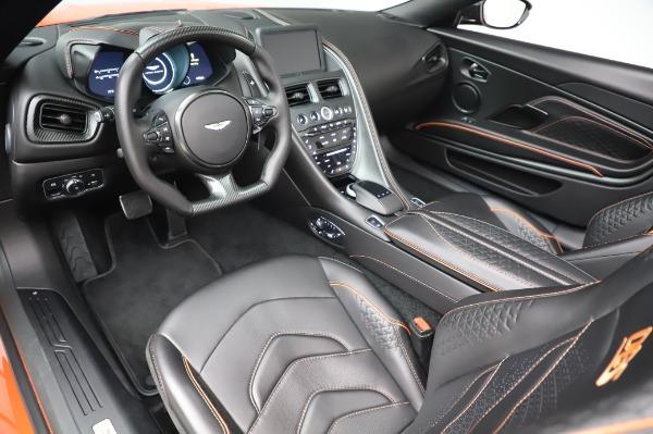 Used 2020 Aston Martin DBS Superleggera Volante for sale $339,800 at Maserati of Westport in Westport CT 06880 13