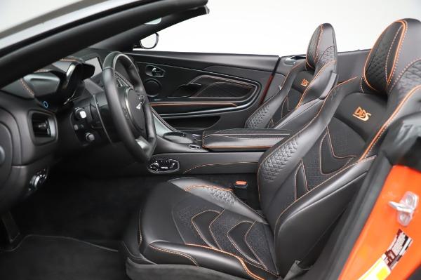 Used 2020 Aston Martin DBS Superleggera Volante for sale $339,800 at Maserati of Westport in Westport CT 06880 14