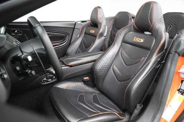 Used 2020 Aston Martin DBS Superleggera Volante for sale $339,800 at Maserati of Westport in Westport CT 06880 15