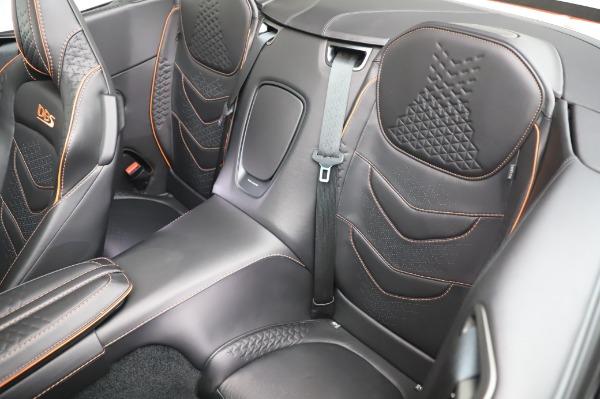 Used 2020 Aston Martin DBS Superleggera Volante for sale $339,800 at Maserati of Westport in Westport CT 06880 16