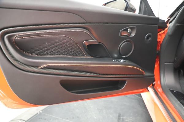 Used 2020 Aston Martin DBS Superleggera Volante for sale $339,800 at Maserati of Westport in Westport CT 06880 18