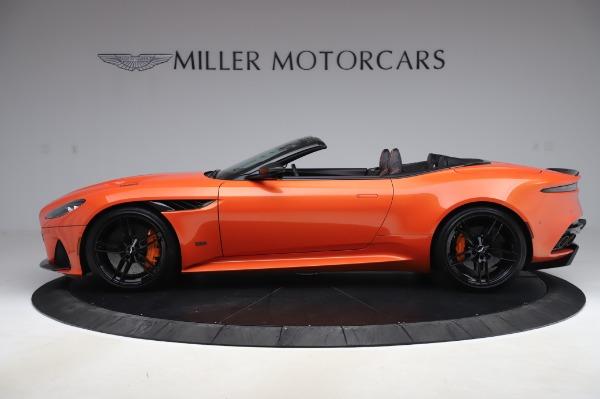 Used 2020 Aston Martin DBS Superleggera Volante for sale $339,800 at Maserati of Westport in Westport CT 06880 2