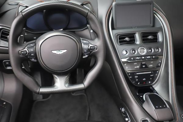 Used 2020 Aston Martin DBS Superleggera Volante for sale $339,800 at Maserati of Westport in Westport CT 06880 20