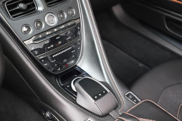 Used 2020 Aston Martin DBS Superleggera Volante for sale $339,800 at Maserati of Westport in Westport CT 06880 21