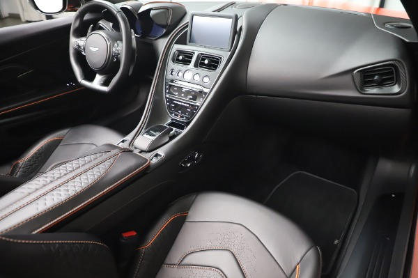 Used 2020 Aston Martin DBS Superleggera Volante for sale $339,800 at Maserati of Westport in Westport CT 06880 23