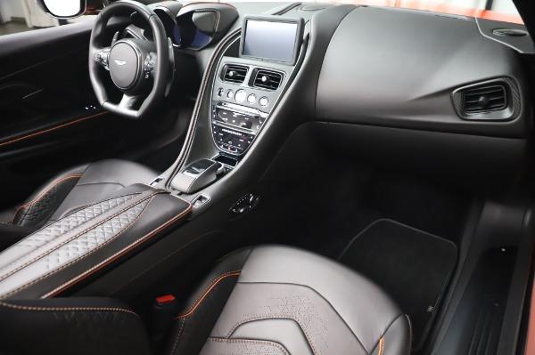 Used 2020 Aston Martin DBS Superleggera for sale $339,900 at Maserati of Westport in Westport CT 06880 23