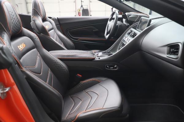 Used 2020 Aston Martin DBS Superleggera Volante for sale $339,800 at Maserati of Westport in Westport CT 06880 24