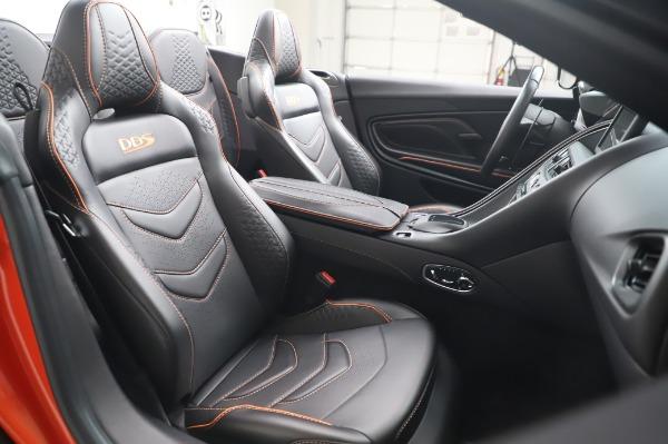 Used 2020 Aston Martin DBS Superleggera Volante for sale $339,800 at Maserati of Westport in Westport CT 06880 25