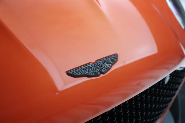 Used 2020 Aston Martin DBS Superleggera Volante for sale $339,800 at Maserati of Westport in Westport CT 06880 26