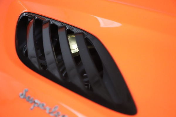 Used 2020 Aston Martin DBS Superleggera Volante for sale $339,800 at Maserati of Westport in Westport CT 06880 27