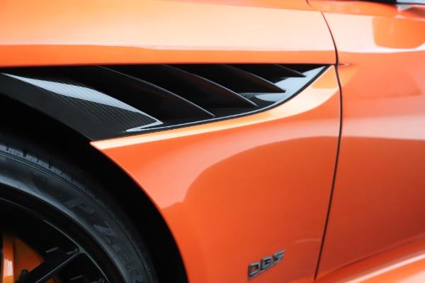 Used 2020 Aston Martin DBS Superleggera Volante for sale $339,800 at Maserati of Westport in Westport CT 06880 28