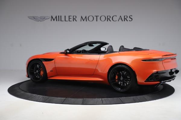 Used 2020 Aston Martin DBS Superleggera Volante for sale $339,800 at Maserati of Westport in Westport CT 06880 3