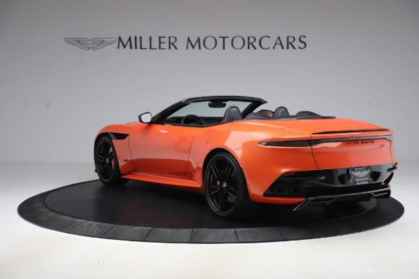 Used 2020 Aston Martin DBS Superleggera Volante for sale $339,800 at Maserati of Westport in Westport CT 06880 4