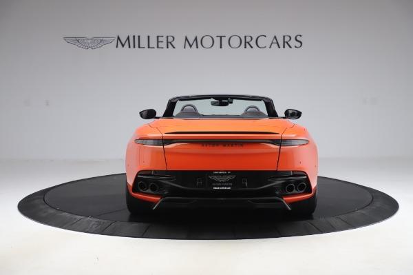 Used 2020 Aston Martin DBS Superleggera Volante for sale $339,800 at Maserati of Westport in Westport CT 06880 5