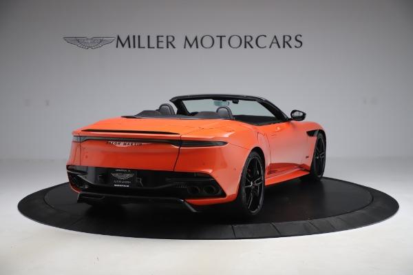 Used 2020 Aston Martin DBS Superleggera Volante for sale $339,800 at Maserati of Westport in Westport CT 06880 6