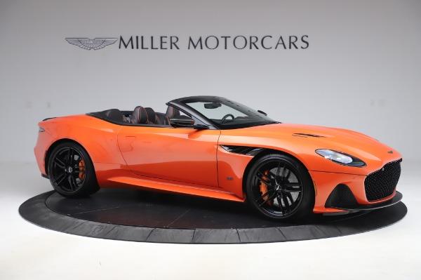 Used 2020 Aston Martin DBS Superleggera Volante for sale $339,800 at Maserati of Westport in Westport CT 06880 9