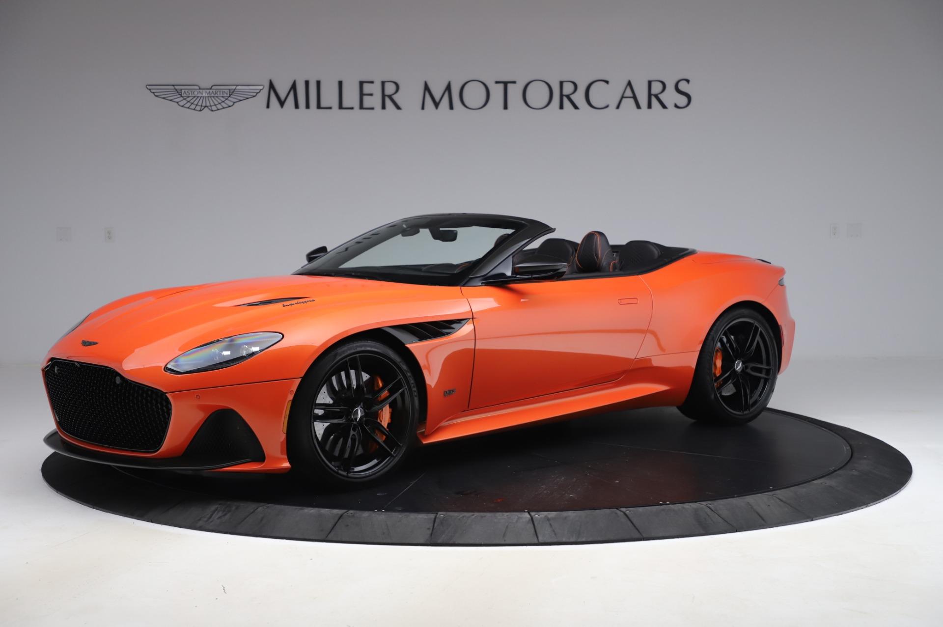 Used 2020 Aston Martin DBS Superleggera Volante for sale $339,800 at Maserati of Westport in Westport CT 06880 1