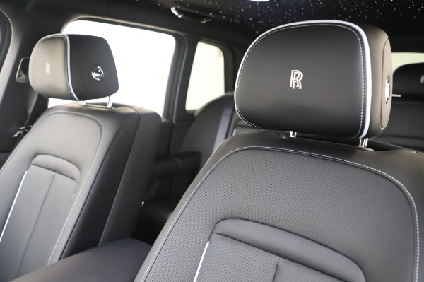 New 2021 Rolls-Royce Cullinan for sale Sold at Maserati of Westport in Westport CT 06880 9