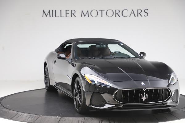 New 2019 Maserati GranTurismo Sport for sale $163,495 at Maserati of Westport in Westport CT 06880 12