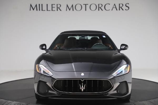 New 2019 Maserati GranTurismo Sport for sale $163,495 at Maserati of Westport in Westport CT 06880 13