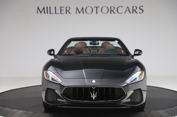 New 2019 Maserati GranTurismo Sport for sale $163,495 at Maserati of Westport in Westport CT 06880 24