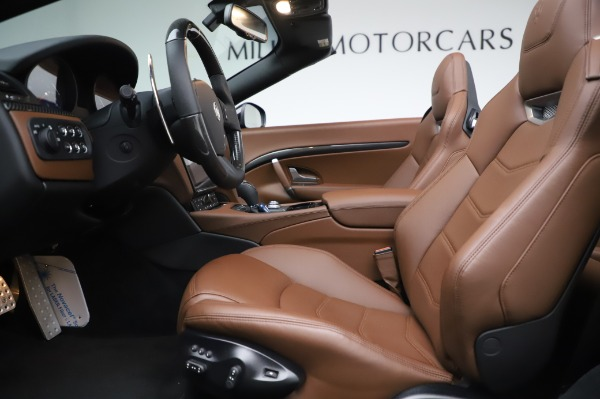 New 2019 Maserati GranTurismo Sport for sale $163,495 at Maserati of Westport in Westport CT 06880 26