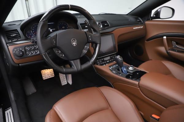 New 2019 Maserati GranTurismo Sport for sale $163,495 at Maserati of Westport in Westport CT 06880 27