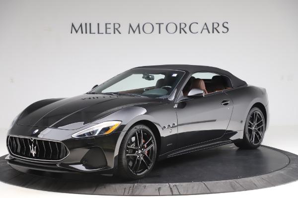 New 2019 Maserati GranTurismo Sport for sale $163,495 at Maserati of Westport in Westport CT 06880 3