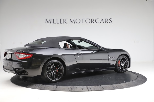 New 2019 Maserati GranTurismo Sport for sale $163,495 at Maserati of Westport in Westport CT 06880 9