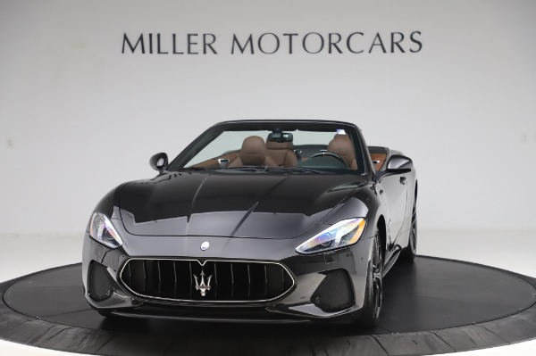 New 2019 Maserati GranTurismo Sport for sale $163,495 at Maserati of Westport in Westport CT 06880 1