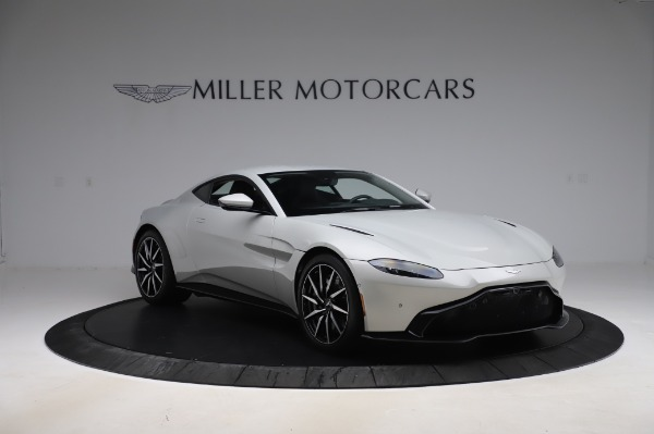 Used 2020 Aston Martin Vantage Coupe for sale $149,800 at Maserati of Westport in Westport CT 06880 10