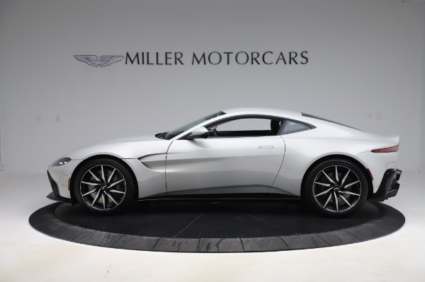 Used 2020 Aston Martin Vantage Coupe for sale $149,800 at Maserati of Westport in Westport CT 06880 2