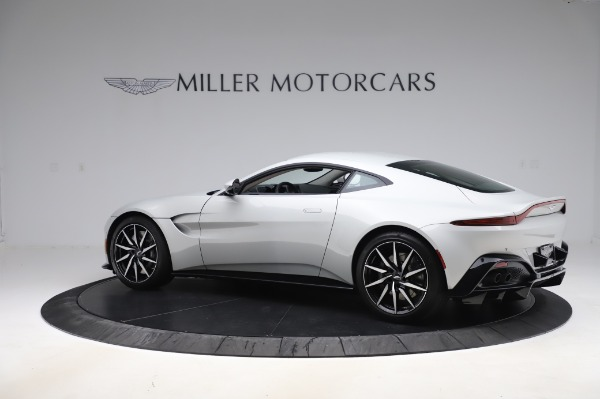 Used 2020 Aston Martin Vantage Coupe for sale $149,800 at Maserati of Westport in Westport CT 06880 3