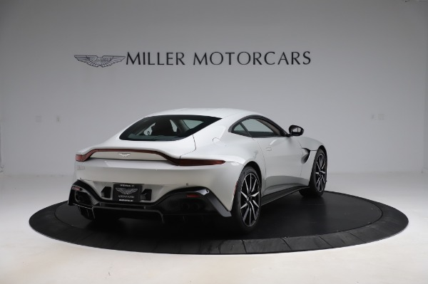Used 2020 Aston Martin Vantage Coupe for sale $149,800 at Maserati of Westport in Westport CT 06880 6