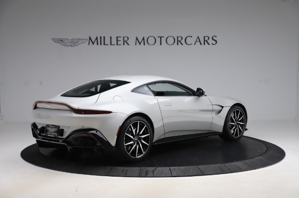 Used 2020 Aston Martin Vantage Coupe for sale $149,800 at Maserati of Westport in Westport CT 06880 7