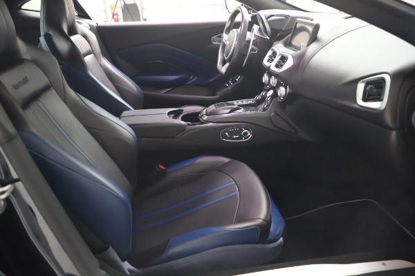 Used 2019 Aston Martin Vantage for sale $127,900 at Maserati of Westport in Westport CT 06880 19