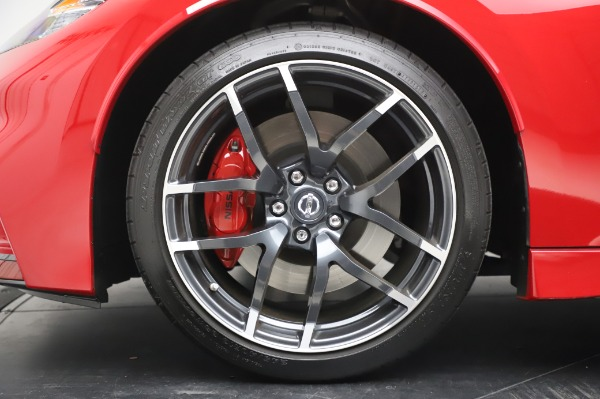 Used 2018 Nissan 370Z NISMO Tech for sale $39,900 at Maserati of Westport in Westport CT 06880 11