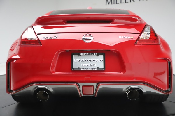 Used 2018 Nissan 370Z NISMO Tech for sale $39,900 at Maserati of Westport in Westport CT 06880 13