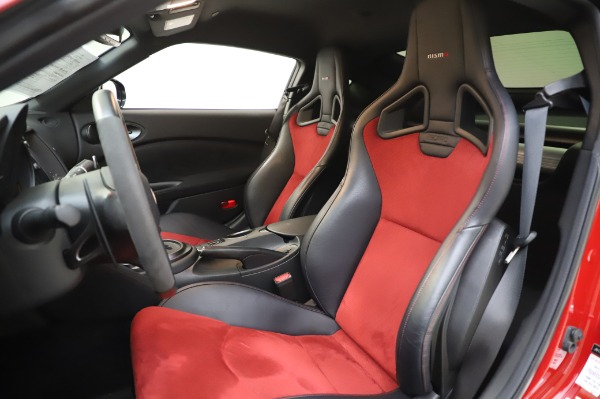Used 2018 Nissan 370Z NISMO Tech for sale $39,900 at Maserati of Westport in Westport CT 06880 15