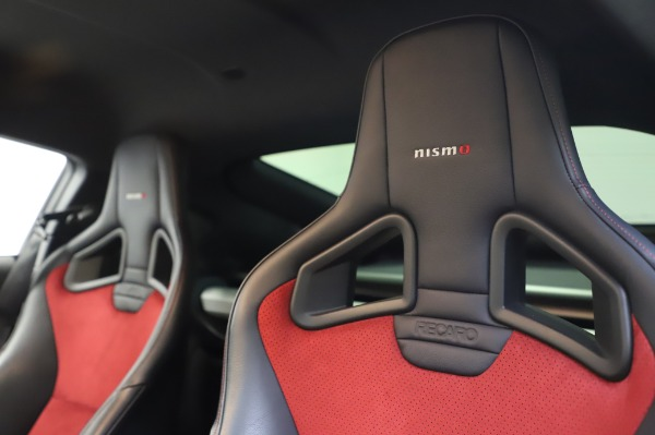 Used 2018 Nissan 370Z NISMO Tech for sale $39,900 at Maserati of Westport in Westport CT 06880 18