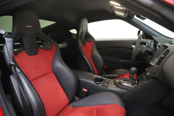Used 2018 Nissan 370Z NISMO Tech for sale $39,900 at Maserati of Westport in Westport CT 06880 19