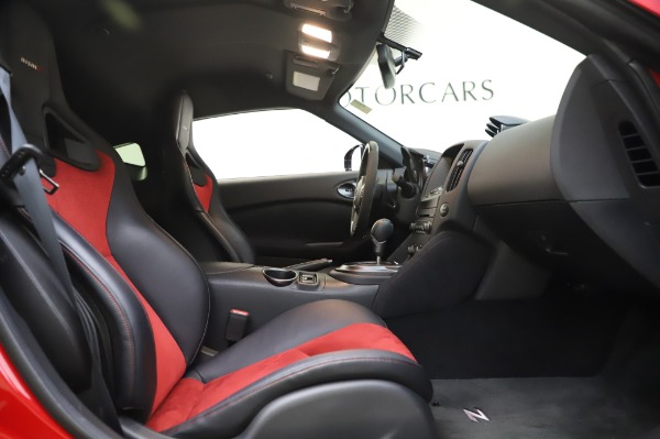 Used 2018 Nissan 370Z NISMO Tech for sale $39,900 at Maserati of Westport in Westport CT 06880 20