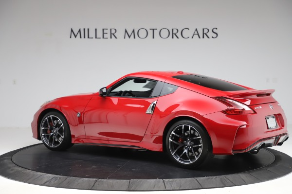 Used 2018 Nissan 370Z NISMO Tech for sale $39,900 at Maserati of Westport in Westport CT 06880 4