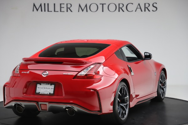 Used 2018 Nissan 370Z NISMO Tech for sale $39,900 at Maserati of Westport in Westport CT 06880 6