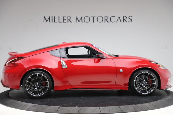 Used 2018 Nissan 370Z NISMO Tech for sale $39,900 at Maserati of Westport in Westport CT 06880 7