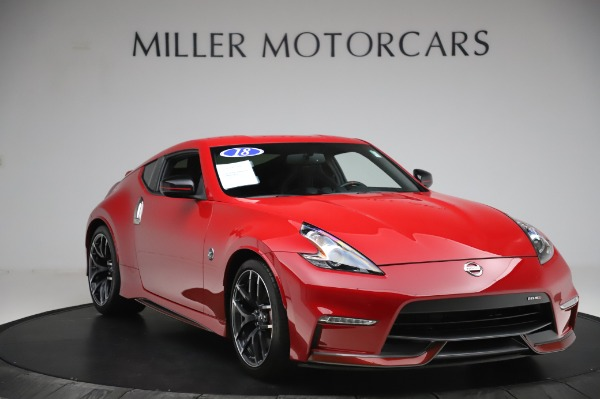 Used 2018 Nissan 370Z NISMO Tech for sale $39,900 at Maserati of Westport in Westport CT 06880 9