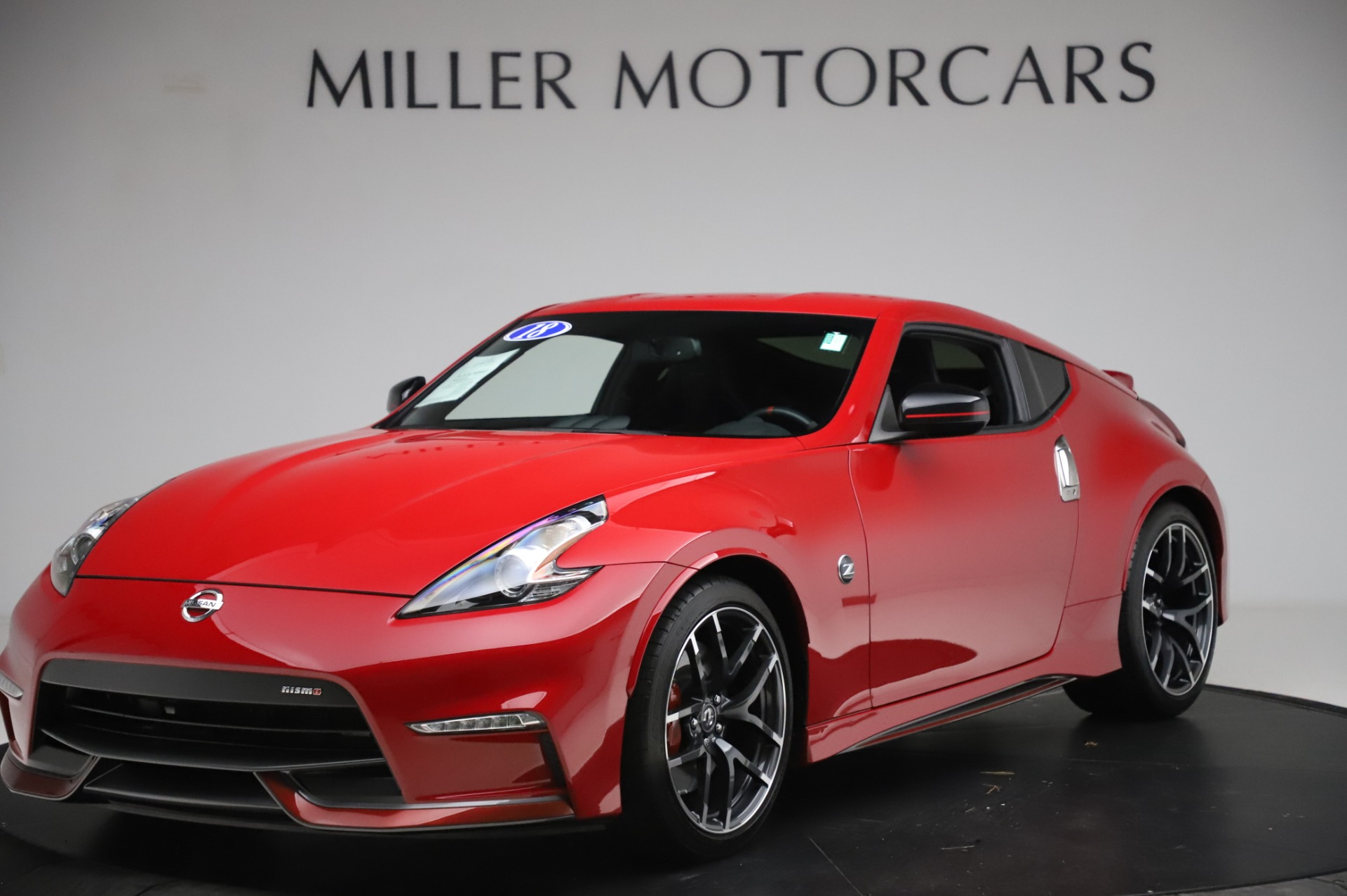 Used 2018 Nissan 370Z NISMO Tech for sale $39,900 at Maserati of Westport in Westport CT 06880 1