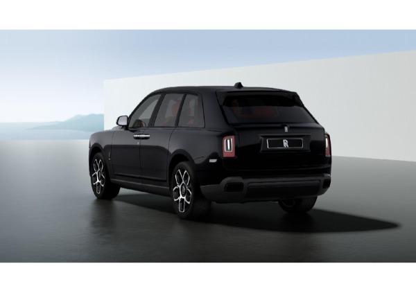 New 2021 Rolls-Royce Cullinan Black Badge for sale $433,225 at Maserati of Westport in Westport CT 06880 3