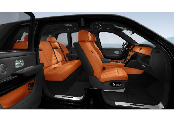 New 2021 Rolls-Royce Cullinan Black Badge for sale $433,225 at Maserati of Westport in Westport CT 06880 4